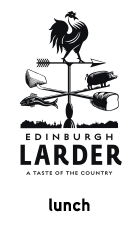 Lunch Menu - Edinburgh Larder